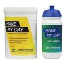 DEBA PHARMA MAKE MY DAY CITRON COMPLEXE GLUCIDIQUE (1 200 G) + BIDON TACX