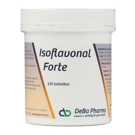 DEBA PHARMA HEALTH PRODUCTS ISOFLAVONAL FORTE (120 COMPRIMÉS)