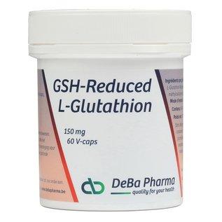 DEBA PHARMA GSH-REDUCED-L-GLUTATHION 150 (60 V-CAPS)