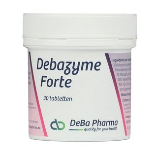 DEBA PHARMA DEBAZYME FORTE (30 TABLETTEN)