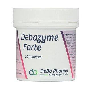 DEBA PHARMA HEALTH PRODUCTS DEBAZYME FORTE (30 COMPRIMÉS)