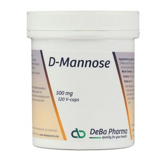 DEBA PHARMA HEALTH PRODUCTS D-MANNOSE (120 V-CAPS)