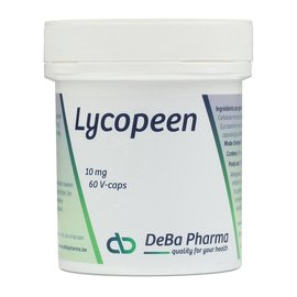 DEBA PHARMA HEALTH PRODUCTS LYCOPEEN (60 V-CAPS)