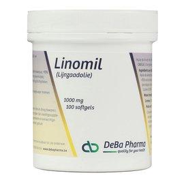 DEBA PHARMA LINOMIL HUILE DE LIN (100 SOFTGELS)