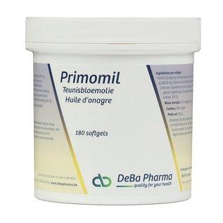 DEBA PHARMA PRIMOMIL TEUNISBLOEMOLIE OMEGA 6 (180 SOFTGELS)