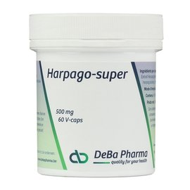 DEBA PHARMA HEALTH PRODUCTS HARPAGO SUPER (60 V-CAPS)