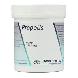 DEBA PHARMA HEALTH PRODUCTS PROPOLIS (100 V-CAPS)