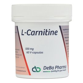 DEBA PHARMA HEALTH PRODUCTS L-CARNITINE (60 V-CAPS)