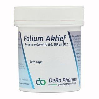 DEBA PHARMA HEALTH PRODUCTS FOLIUM AKTIEF (60 V-CAPS)