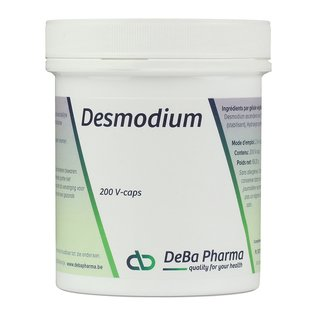DEBA PHARMA DESMODIUM (200 V-CAPS)