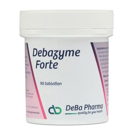 DEBA PHARMA HEALTH PRODUCTS DEBAZYME FORTE (90 COMPRIMÉS)