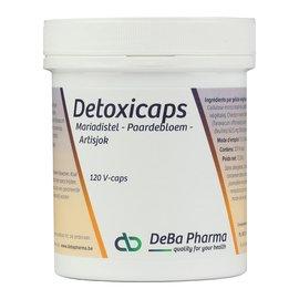DEBA PHARMA DETOXICAPS (120 V-CAPS)