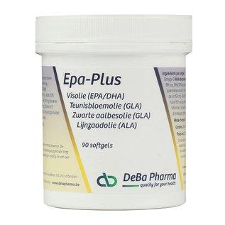 DEBA PHARMA HEALTH PRODUCTS EPA PLUS OMÉGA 3-6-9 (90 SOFTGELS)