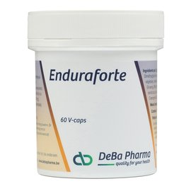 DEBA PHARMA HEALTH PRODUCTS ENDURAFORTE (60 V-CAPS)