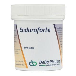 DEBA PHARMA HEALTH PRODUCTS ENDURAFORTE (60 V-CAPS)