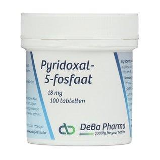 DEBA PHARMA PYRIDOXAL-5-FOSFAAT (100 TABLETTEN)