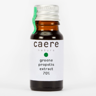 CAERE NATURA GREEN PROPOLIS GROENE PROPOLIS EXTRACT 70 % (10 ML)