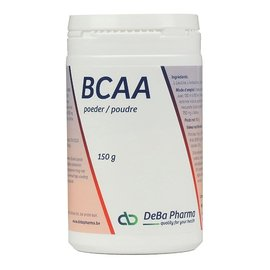 DEBA PHARMA HEALTH PRODUCTS BCAA POEDER (150 G)
