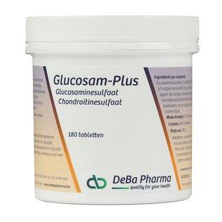 DEBA PHARMA HEALTH PRODUCTS GLUCOSAM PLUS (180 TABLETTEN)