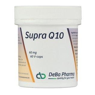 DEBA PHARMA HEALTH PRODUCTS SUPRA Q10 (60 V-CAPS)