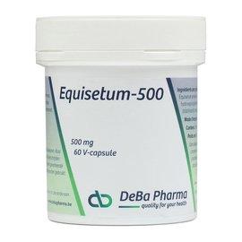 DEBA PHARMA EQUISETUM 500 (60 V-CAPS)