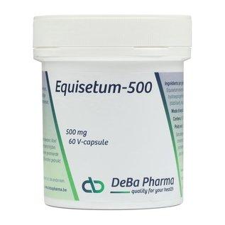 DEBA PHARMA HEALTH PRODUCTS EQUISETUM 500 (60 V-CAPS)