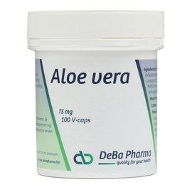 DEBA PHARMA ALOE VERA (100 V-CAPS)