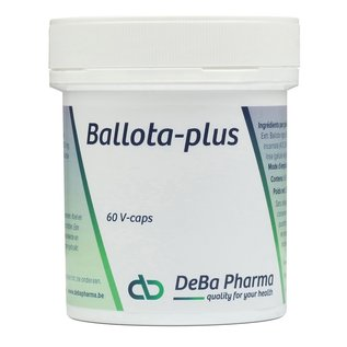 DEBA PHARMA BALLOTA PLUS (60 V-CAPS)