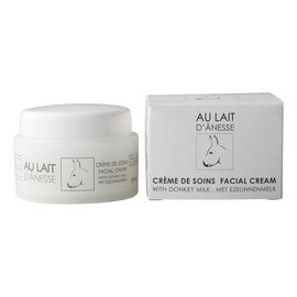 NATURAL SALES WELLNESS NATURAL SALES CRÈME VISAGE AU LAIT D'ÂNESSE (50 ML)