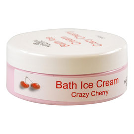 NATURAL SALES  NATURAL SALES BATH ICE CREAM CRAZY CHERRY (200 ML)