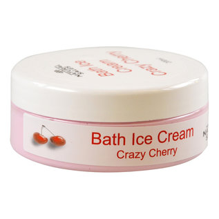 NATURAL SALES WELLNESS NATURAL SALES BATH ICE CREAM CRAZY CHERRY (200 ML)