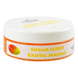 NATURAL SALES WELLNESS NATURAL SALES SUGAR SCRUB EXOTIC MANGO (200 ML)