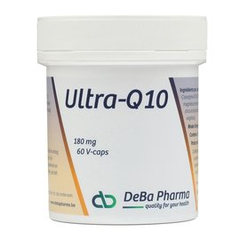 DEBA PHARMA ULTRA Q10 (60 V-CAPS)