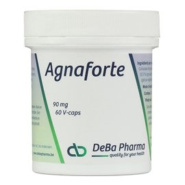 DEBA PHARMA HEALTH PRODUCTS AGNAFORTE (60 V-CAPS)