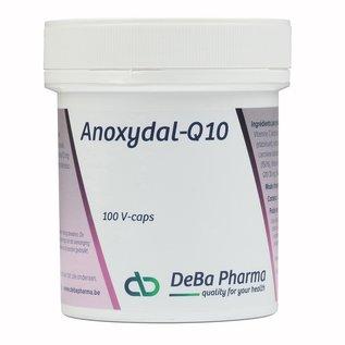 DEBA PHARMA HEALTH PRODUCTS ANOXYDAL Q10 (100 V-CAPS)