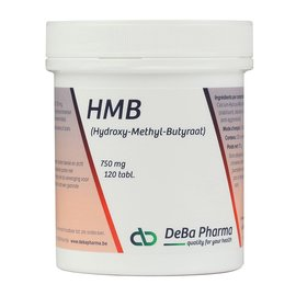 DEBA PHARMA HEALTH PRODUCTS HMB (120 TABLETTEN)