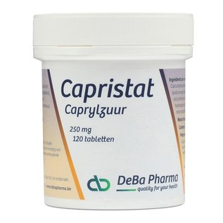 DEBA PHARMA HEALTH PRODUCTS CAPRISTAT (120 TABLETTEN)