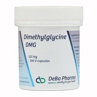 DEBA PHARMA DIMETHYLGLYCINE DMG VITAMINE B15 PANGAAMZUUR (100 V-CAPS)