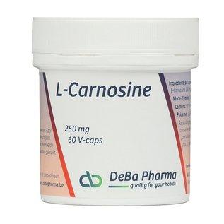 DEBA PHARMA HEALTH PRODUCTS L-CARNOSINE (60 V-CAPS)