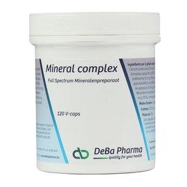 DEBA PHARMA COMPLEXE DE MINÉRAUX (120 V-CAPS)