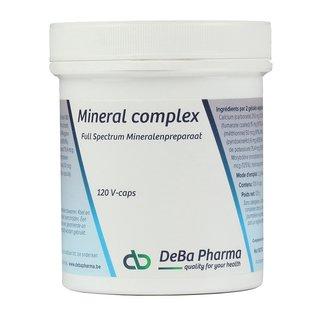 DEBA PHARMA HEALTH PRODUCTS MINERAL COMPLEX (120 V-CAPS)