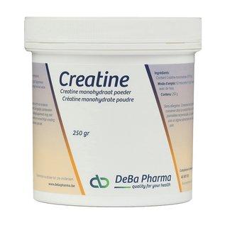 DEBA PHARMA HEALTH PRODUCTS CREATINE MONOHYDRAAT POEDER (250 G)