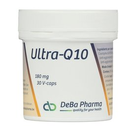 DEBA PHARMA HEALTH PRODUCTS ULTRA Q10 (30 V-CAPS)