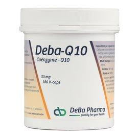 DEBA PHARMA DEBA COENZYME Q10 (180 V-CAPS)