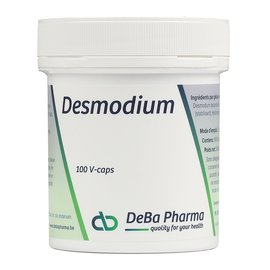 DEBA PHARMA HEALTH PRODUCTS DESMODIUM (100 V-CAPS)