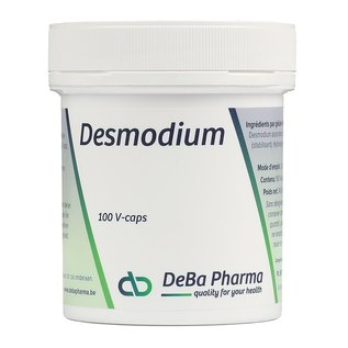 DEBA PHARMA DESMODIUM (100 V-CAPS)