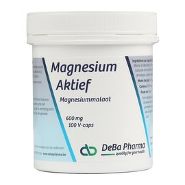 DEBA PHARMA HEALTH PRODUCTS MAGNESIUM AKTIEF (100 V-CAPS)