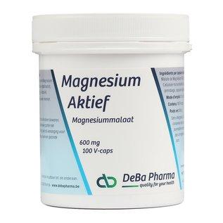 DEBA PHARMA HEALTH PRODUCTS MAGNÉSIUM ACTIF (100 V-CAPS)