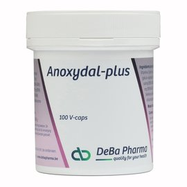 DEBA PHARMA HEALTH PRODUCTS ANOXYDAL PLUS (100 V-CAPS)