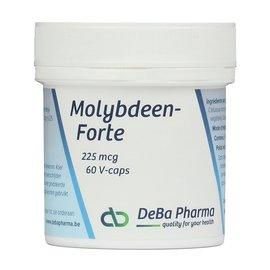 DEBA PHARMA HEALTH PRODUCTS MOLYBDEEN FORTE (60 V-CAPS)